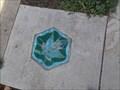 Image for Mosaic Flower  -  San Juan Bautista, CA