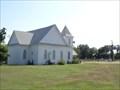 Image for Black Oak Baptist Church and Cemetery - Black Oak, TX