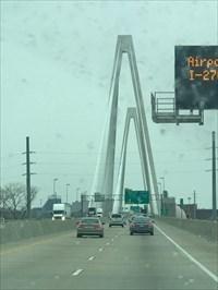 Stan Musial Bridge, St. Louis, MO