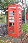 Image for Red Telephone Box - Stretton under Fosse, Warwickshire, CV23 0PE