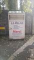 """Image for Box de collecte de vêtements """"Le Relais"""", Watten, France"""