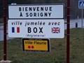 Image for Jumelage ville de Sorigny France