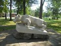 Image for Nittany Lion statue at PSU Altoona - Altoona, PA