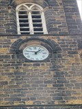 Image for Emmanuel Episcopal Church Clock - Cumberland, Maryland
