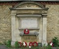 Image for The War Memorial, Cogenhoe, Northamptonshire.