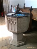 Image for Baptism Font, St Mary - Parham, Suffolk