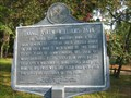 Image for Historic Marker, Fannie Askew Williams Park, Early County,GA