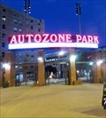 Image for AutoZone Park - Satellite Oddity - Memphis, Tennessee, USA.