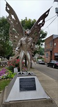 Image for Mothman Festival -Point Pleasant West Virginia