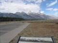 Image for Teton Range - Windy Point Turnout, Wyoming