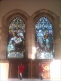 Image for Stained Glass Windows, Holy Rood Church - Packington, Leicestershire