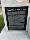 Image for The Great Fargo Fire - Fargo, ND