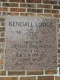 Image for 1968 - Kendall Masonic Lodge No. 897 A.F. & A.M. - Boerne, TX