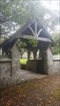 Image for Combined WWI / WWII memorial Lychgate - St Thomas - Melbury Abbas, Dorset