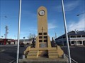 Image for Orbost War Memorial Clock, Vic, Australia
