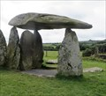 Image for LARGEST - Neolithic Dolmen in Wales.