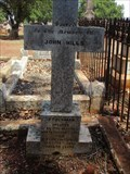 Image for John Hills - Drayton & Toowoomba Cemetery - Toowoomba, Queensland
