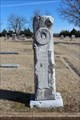 Image for W.J. Rogers - Mount Carmel Cemetery - Wolfe City, TX