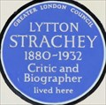 Image for Lytton Strachey - Gordon Square, London, UK