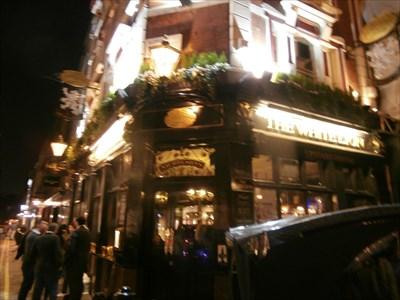 White Lion - James Street, Covent Garden