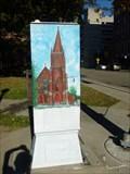 Image for Elmira Themed Utility Box - Elmira, NY