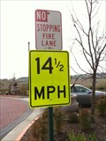 Image for 14.5 mph - Folsom, CA