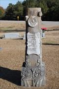 Image for Thomas U Livingston, Ozan Cemetery, Bingen, AR