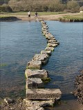 Image for Stepping Stones - Satellite Oddity - Ogmore-by-Sea, Wales.
