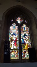 Image for Stained Glass Windows - All Saints - Naseby, Northamptonshire