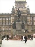 Image for St. Wenceslas Monument  - Praha, Czech republic