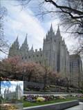 Image for Salt Lake Temple - Salt Lake City, Utah