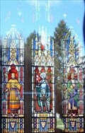 Image for Busch Mausoleum Stained Glass - St. Louis, Missouri