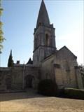 Image for Eglise Saint-Eusèbe - Gennes les Rosiers, Pays de Loire, France