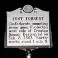 Image for Fort Forrest, Marker B-52