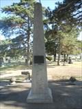 Image for Veterans Memorial Obelisk - Hays, KS