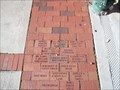 Image for donated bricks - The Livery Stable - Abbeville, SC