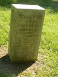 Image for 2nd Tennessee Infantry Regiment Marker - Chickamauga National Military Park