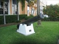 Image for St Pete Yacht Club Cannon