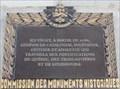 Image for Plaque de Gédéon de Catalogne - Montréal, Québec