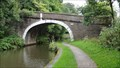 Image for Arch Bridge 87 Over Leeds Liverpool Canal - Withnell, UK