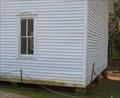 Image for SIDE OF CHURCH AT CADES COVE - Methodist Church, Cades Cove, TN