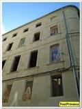 Image for Les fenêtres peintes - Rue de Mons - Avignon, France