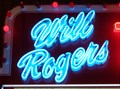 Image for Will Rogers Neon - Claremore, Oklahoma, USA.