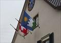 Image for Municipal Flag - Arboldswil, BL, Switzerland