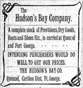 Image for Hudson's Bay Company Building - Quesnel, BC