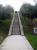 Image for Stairway to Hollyhock House, Los Angeles, CA
