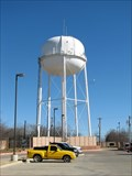 Image for Down Town Haltom City, Texas water tower