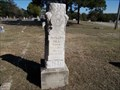 Image for Richard Hill - Mt. Olive Cemetery - Healdton, OK