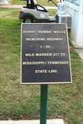 Image for Former MHP Trooper Memorialized on I-55 - DeSoto County, MS
