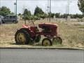 Image for Vieux tracteur de la pataterie (Thouars, France)